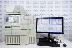 Refurbished Waters Alliance 2695 And Waters 2410 Refractive Index Detector