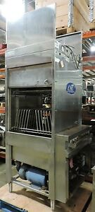 Lvo Pt10e Commercial Pass through Pan dishwasher