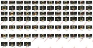 75 Models Of Mirror Or Picture Frames Dxf And Eps Files For Cnc Router Laser