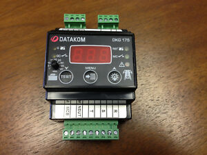 Datakom Automatic Transfer Switch Replacement Controller For 120 240 208vac