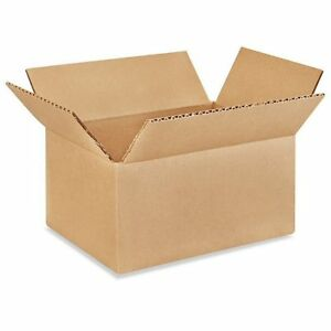 10pcs 26x20x12 Uline S 14282 Corrugated Extra Large Shipping Cardboard Boxes