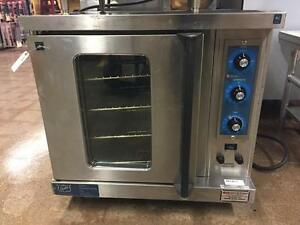 Duke 5 9 e3v Commercial Half Size Electric Convection Oven new Controls