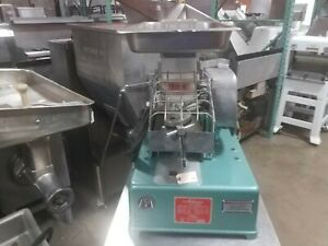Hollymatic Super 54 Commercial Patty Machine W Small Feed Pan