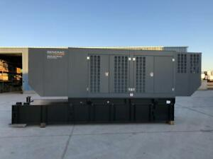 _500 Kw Generac Generator Base Fuel Tank Sound Attenuated Only 4 Hours