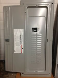 Siemens 200 amp Indoor Load Main Breaker Electrical Panel 40 circuit 30 space