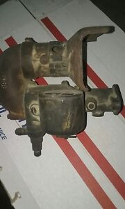 Unusual Tillotson Carburetor Model X Indian Motorcycle Harley Airplane