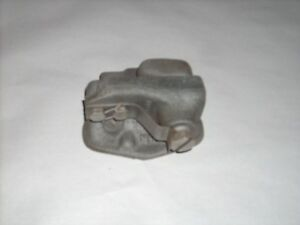 A3358r Oil Filter Head With Good Threads John Deere Late A 60 Tractor