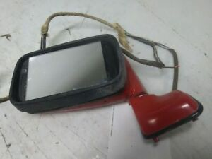 83 91 Porsche 944 Driver Left Side View Mirror Power 58647