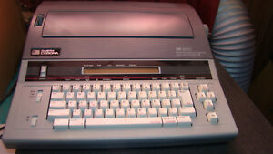 Smith Corona Sd 870 Spell Right Word Processing Electric Typewriter