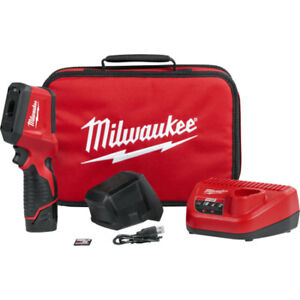 Milwaukee 2258 21 M12 7 8kp Thermal Imager