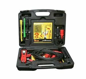 Power Probe 3 Circuit Tester With Gold Series Lead Set In A Case Pp3ls01