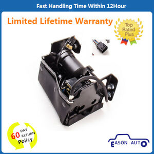 Air Ride Suspension Compressor With Dryer For 07 13 Chevy Gmc Truck