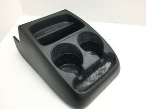 95 04 Ford Ranger Center Console Double Cup Holder Oem