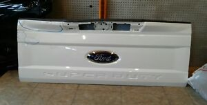 2017 Ford 250 Super Duty Tailgate Oem
