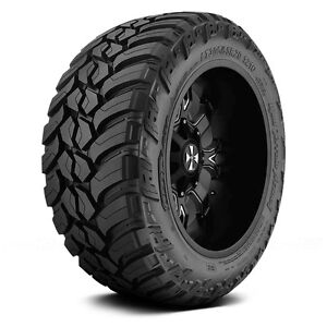 4 285 75 16 Amp All Mud Terrain Attack Baja Mt A Mtzp3 33 Set Tires 10 Ply E