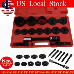 Universal Front Rear Hub Wheel Bearing Puller Remover Kit Car Tool Usa Shipper X