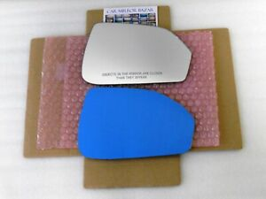 D655r Mirror Glass For 2013 18 Lincoln Mkz Passenger Side View Right R adhesive