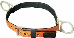 Miller Titan By Honeywell T3020 xlaf Tongue Buckle Body Belt With Side D New