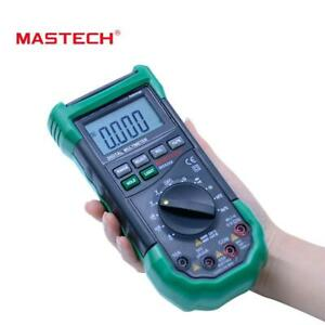 Mastech Ms8268 Auto Ranging Digital Multimeter