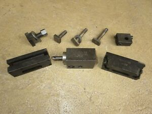 Deal Lot Of Hardinge Tool Holders Incl C12 C32 C11 More Second Op Chucker
