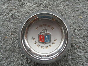 1955 Plymouth Power Steering Horn Button Maybe 1956 Fury Belvedere Savoy Plaza