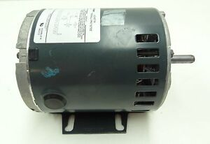 Ge Motor Ac 1 3 Hp 115v 1725 Rpm Single Phase