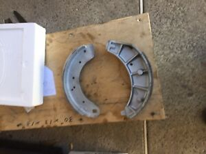 Alfa Romeo Giulietta Brake Shoe Pair 1 Rear And 1 Front