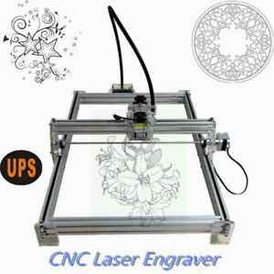 1000mw Usb Engraving Machine Diy Marking Cutter Desktop Cnc Laser Engraver