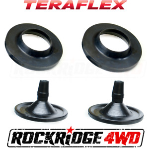 Teraflex 07 18 Jeep Wrangler Jk 1 2 Front Rear Spring Spacers