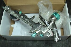 Warwick 878she Mini Touch Up Spray Gun With Tip Free Shipping