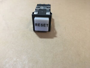 Micro Switch Reset Push Button 3a 125vac