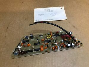 Southwest Microwave Transmitter Board Assy 02d11962 a03 For 310b 33259r Detector