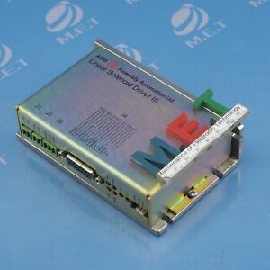 Asm Linear Solenoid Driver Iii 02 16386 07 021638607 60days Warranty