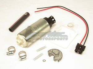 Walbro Gss342 255 Lph Hp Fuel Pump W Install Kit Toyota 91 95 Mr2 86 92 Supra