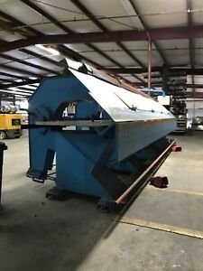 Metal Roofing Equipment Used Jorns 21 Metal trim Brake