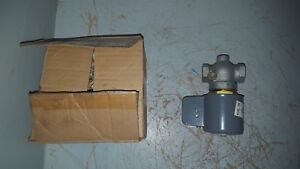 Honeywell Magnetic Gas Valve 3 8 10psi 20a 120v 60cyc V4036a 1001 1