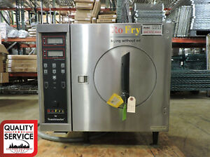Toastmaster Ubert Rofry Commercial Oil Less Electric Fryer