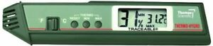 Thomas Traceable Temperature humidity Pen 32 To 122 Degree F 0 To 50 Degree C