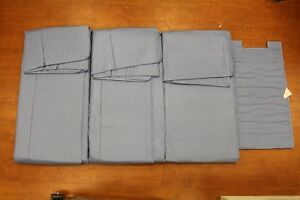 4 Professional Moving Quilted Protection Pads