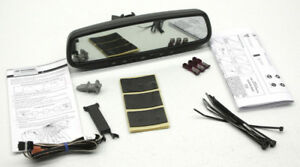 Oem Hyundai Elantra Interior Rear View Mirror With Homelink And Compass