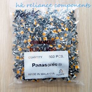 500 Pcs Panasonic 100k Ohm Trimpots Evnd 6fe Potentiometers Top adjust
