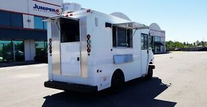Food Truck By Rolling Kitchens Brand New Kitchen Low Mileage Ready To Go