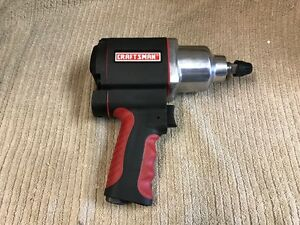 Craftsman 1 2 in Impact Wrench Model 875 168820 Free Shipping