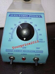 New Best Melting Point Apparatus Healthcare Lab Life Science Kfw