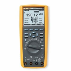 Fluke 289 True Rms Industrial Logging Multimeter With Trendcapture