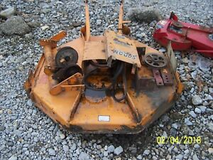 Woods Belly Mower For Cub Farmall Tractor