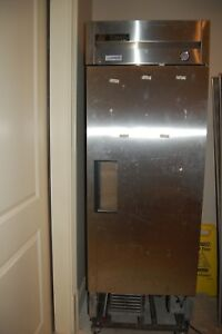 Used True Commercial Freezer Nsf Stainless Steel