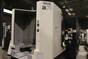 Makino A71 4 axis Cnc Horizontal Machining Center B37440