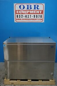 New Norlake Open Front Milk Cooler Stainless Steel Model Ar122sss 0 a