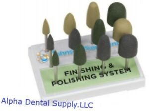 Johnson promident Silicon Acrylic Polishing Kit Hp Nti axis Type
